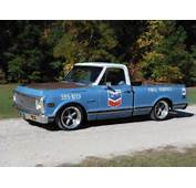67 72 Chevrolet C10 Trucks Just Have The Right Look Especially When