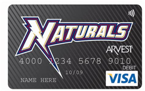 Www Arvest Com Gift Card - naturals debit card northwest arkansas naturals arvest ballpark