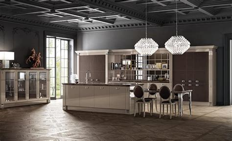 kitchen collection magazine scavolini launches exclusiva kitchen collection 2017 05