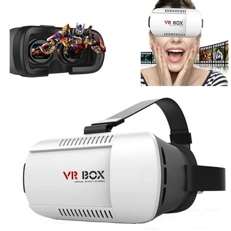 Vr Box Samsung vr box 3d headset reality glasses for iphone 6