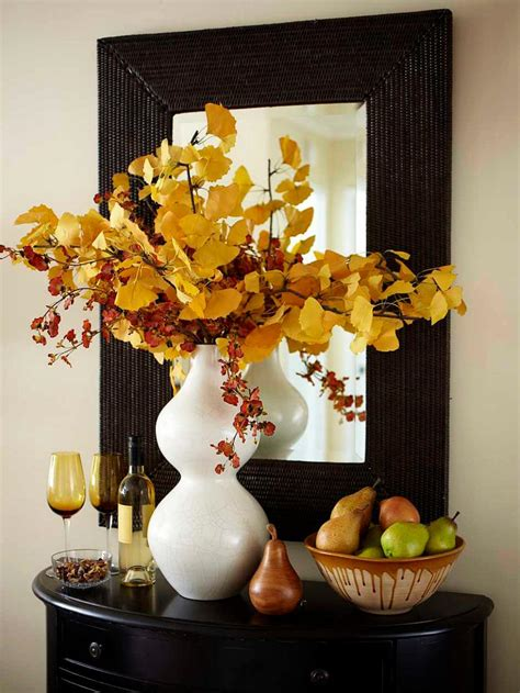 fall home decor ideas home staging tips for fall hgtv