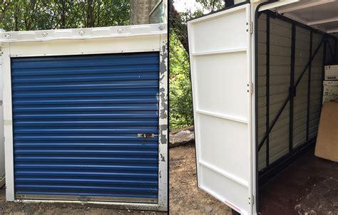 Door To Door Moving Pods by Portland Real Estate
