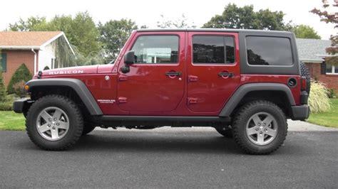 teraflex jeep wrangler jk leveling kit installation 2