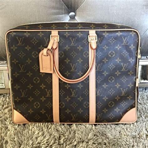 Tas Briefcase Lv best 25 louis vuitton briefcase ideas on uber