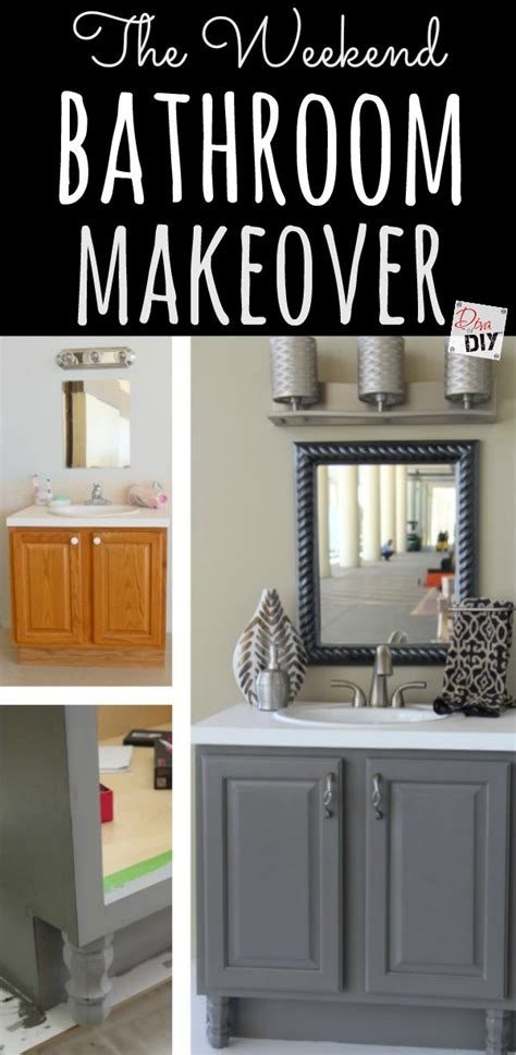 Bathroom Makeover Contest 2014 4 Diy Bathroom Ideas That Are And Easy L Of Diy