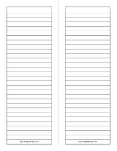 printable paper half lined free lined paper printables many styles low vision