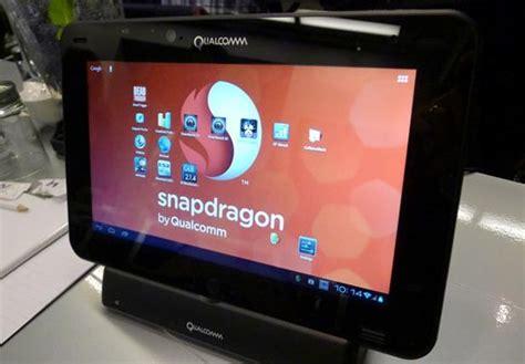Tablet Oppo Satu Jutaan qualcomm perkenalkan tablet pertama dengan prosesor snapdragon yangcanggih