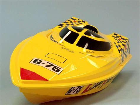 giant rc boat buy giant racer rc speed boat 45 inch boat model