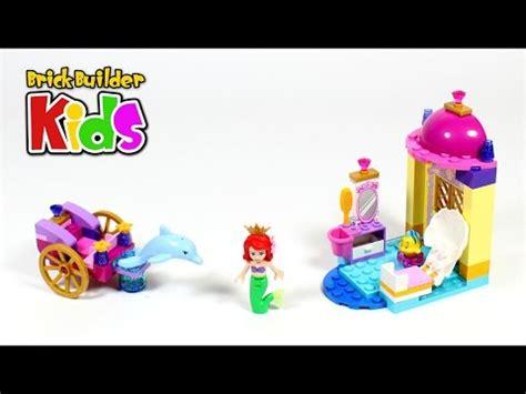 Lego 10723 Juniors Ariels Dolphin Carriage Disney Princess Ariel 1 lego juniors 10723 ariel s dolphin carriage lego