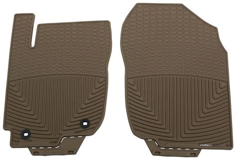 2017 toyota rav4 weathertech all weather front floor mats