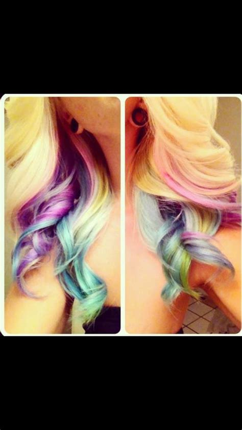 101 hair ideas to try when youre bored with your look 45 best bright hair pastel hair images on pinterest