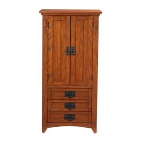 light oak jewelry armoire home decorators collection artisan light oak jewelry