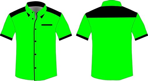 corporate shirt template vector corporate shirt cs 02 corporate shirts