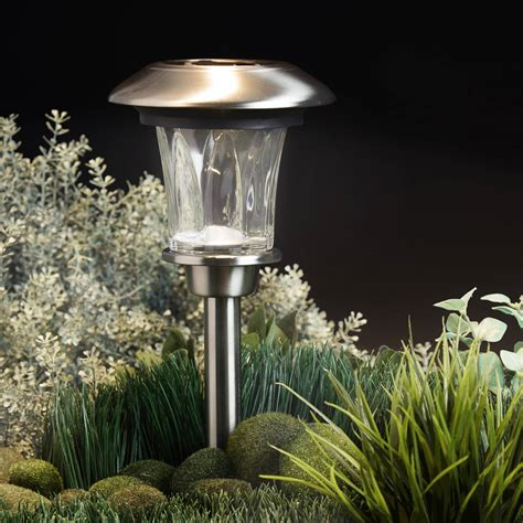 Lights Com Solar Solar Landscape Heavy Duty Warm White Solar Lights