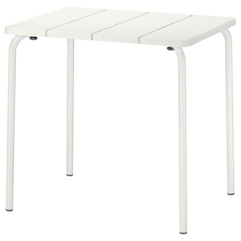 Outdoor Bar Table Ikea V 196 Dd 214 Table Outdoor White 58x74 Cm Ikea