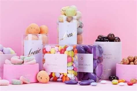 Bottega Louie Gift Card - brand spotlight bottega louie the dieline packaging branding design