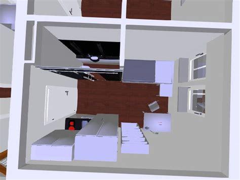 Wohnung Vogelperspektive by Die H 228 User