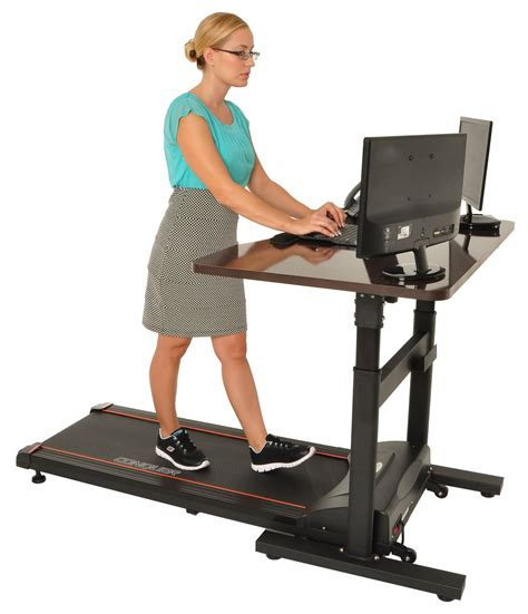 under desk walking treadmill conquer electric treadmill standing walking desk