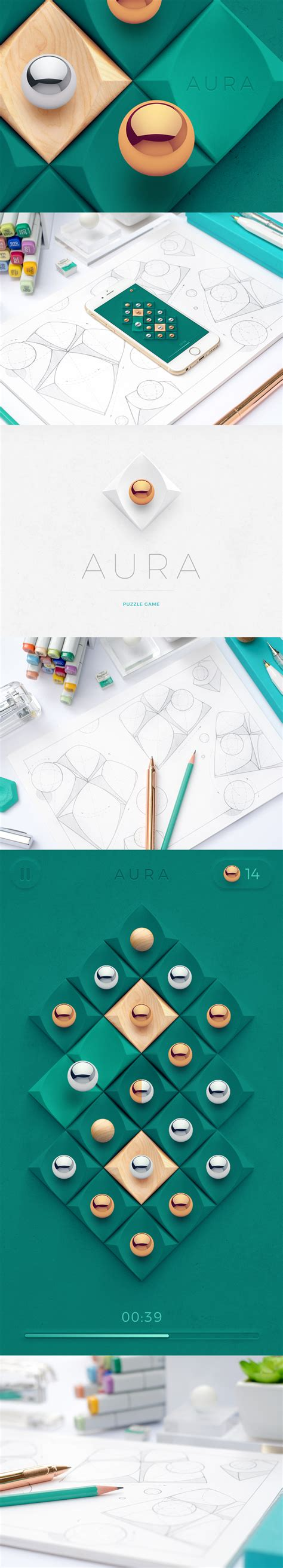 design game ios ios games part 5 on behance