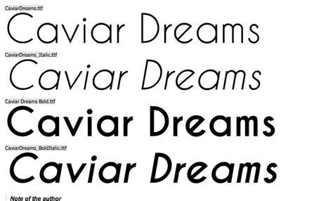 dafont caviar dreams fonts joy studio design gallery photo