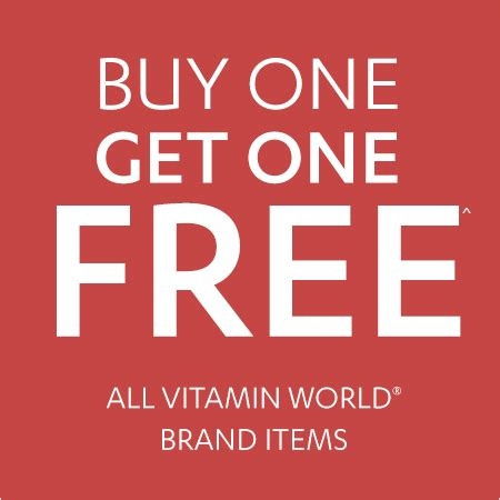 Promo Popsocket Buy 1 Get 1 vitamin world coupon buy 1 get 1 free vitamin world brand items power square mall