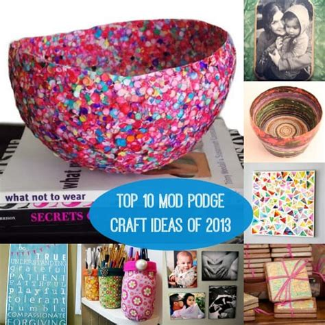 mod podge crafts for top 10 mod podge craft ideas of 2013 mod podge rocks