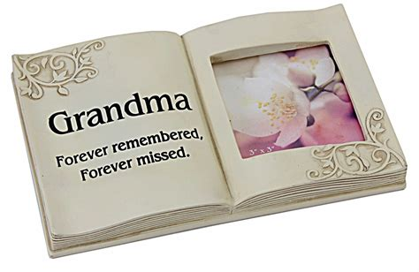 in loving memory graveside grave memorial gift ornament