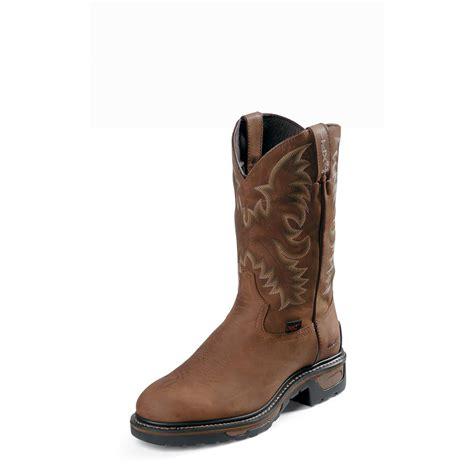 tony lama work boots tony lama tlx cheyenne work boots waterproof steel