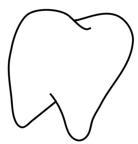 tooth templates free tooth templates free 28 images tooth pattern