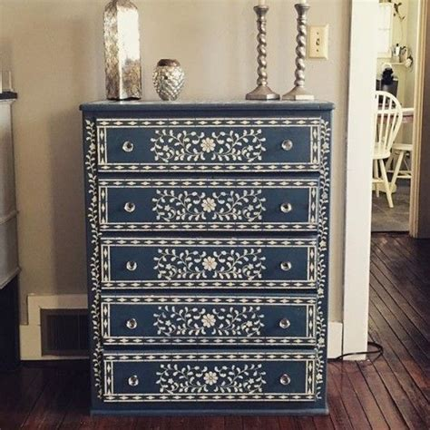 Stencil Dresser by 25 Best Ideas About Stencil Dresser On The Indians Indian Inspired Bedroom And
