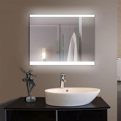 beach bathroom mirror 28 images 20 bathroom mirror 36 x 28 in horizontal led mirror touch button dk od