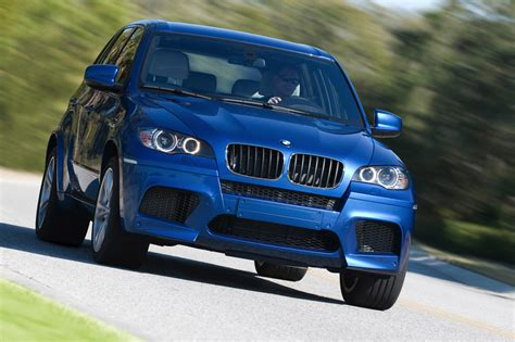 new york 09 preview 2010 bmw x6 m and x5 m debut with