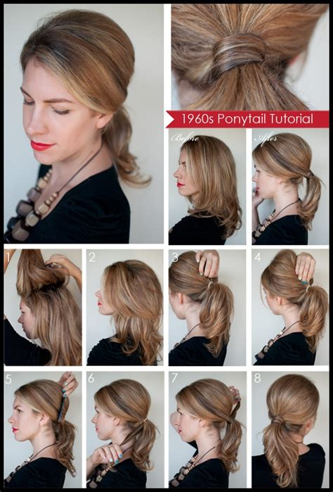 easy step by step hairstyles do by own at any time great and easy diy hairstyles for medium length hair