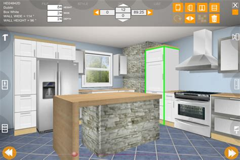 3d kitchen design app eurostyle kitchen 3d design android apps on google play