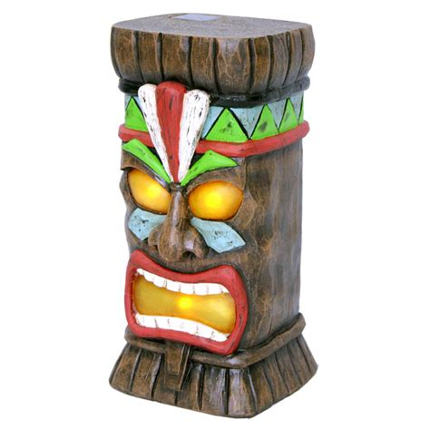 Friki Tiki Solar Lights Solar Lights Blackhydraarmouries Friki Tiki Solar Lights