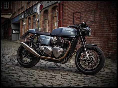 Triumph Motorrad Raisch by Thruxton 1200 Raisch Raisch Customs