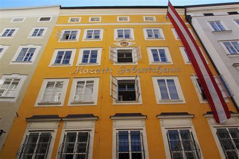 casa natale di mozart la casa natale di mozart salisburgo 169 andrea lessona