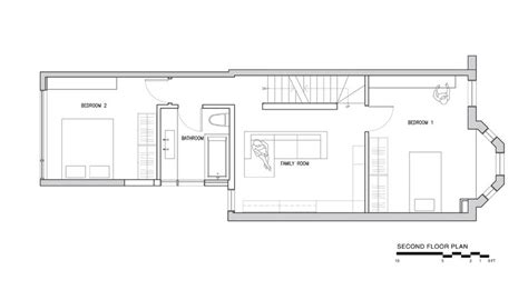 narrow dwelling in toronto converted into bright family narrow dwelling in toronto converted into bright family