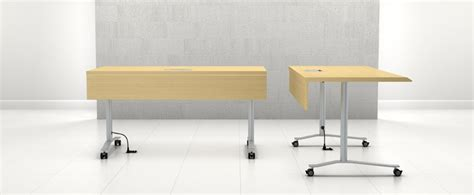 Nevins Furniture by Nevins Slide Sectional Conferencing Table