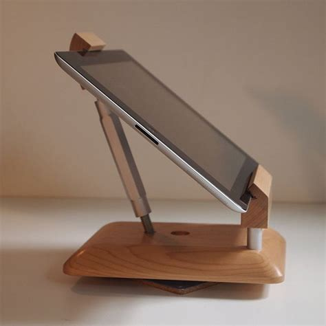 Tripod For Tablet Ipod Original Asli Premium Kuat 7 10 Inch 70 best ideas about wooden stands on tablet stand stand for and laptop stand