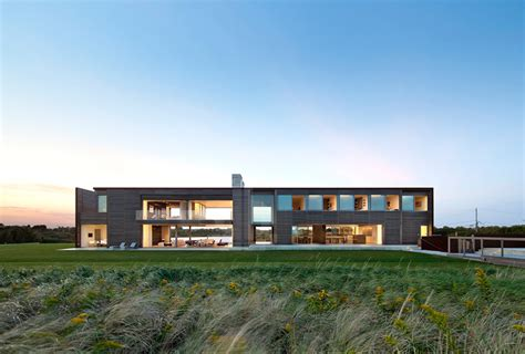 modern home design new york bates masi architects carves a home for six at sagaponack