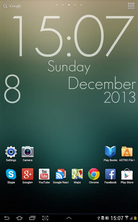 zenui launcher themes super clock wallpaper free android apps on google play