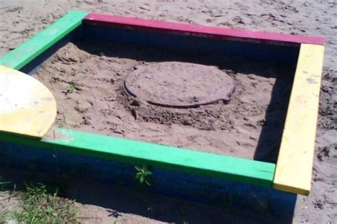 Find In Russia Only In Russia Would You Find This In A Sandbox