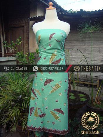 Payung Motif Gajah jual kain batik tulis kumpeni cirebon motif payung hijau pastel thebatik co id