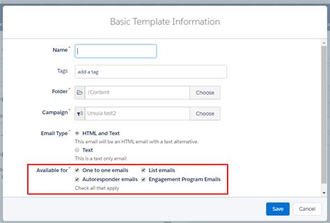 Should You Make A Pardot Email Template Or List Email Pardot Email Templates
