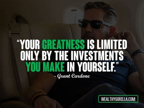 Grant Cardone Quotes Wallpaper