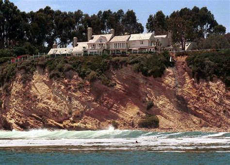 barbra streisand home barbara streisand in beach homes zimbio