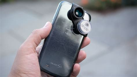 Luxury Culture 4in1 Vl27093 olloclip focuses on samsung galaxy s4 and s5 with 4 in 1 photo lens cnet