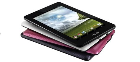 Tablet Asus Android Kitkat new asus memo pad tablets with android 4 4 kitkat on their way