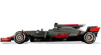new formula 1 car pictures haas reveal their second formula one car 183 f1
